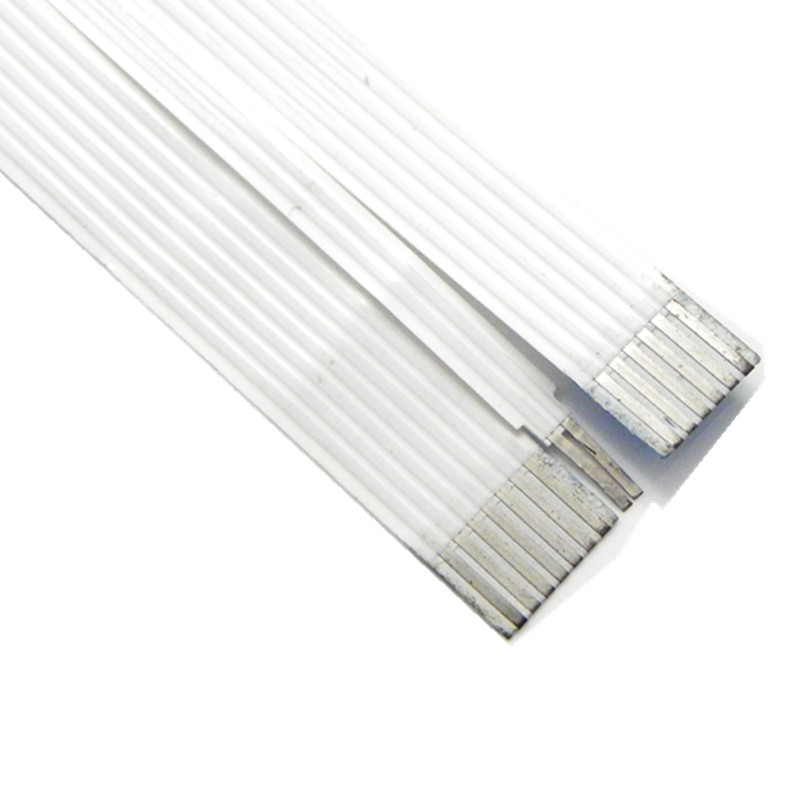 Flexible Flat Cable With Ends : Flexible flat cables ffc customize pin